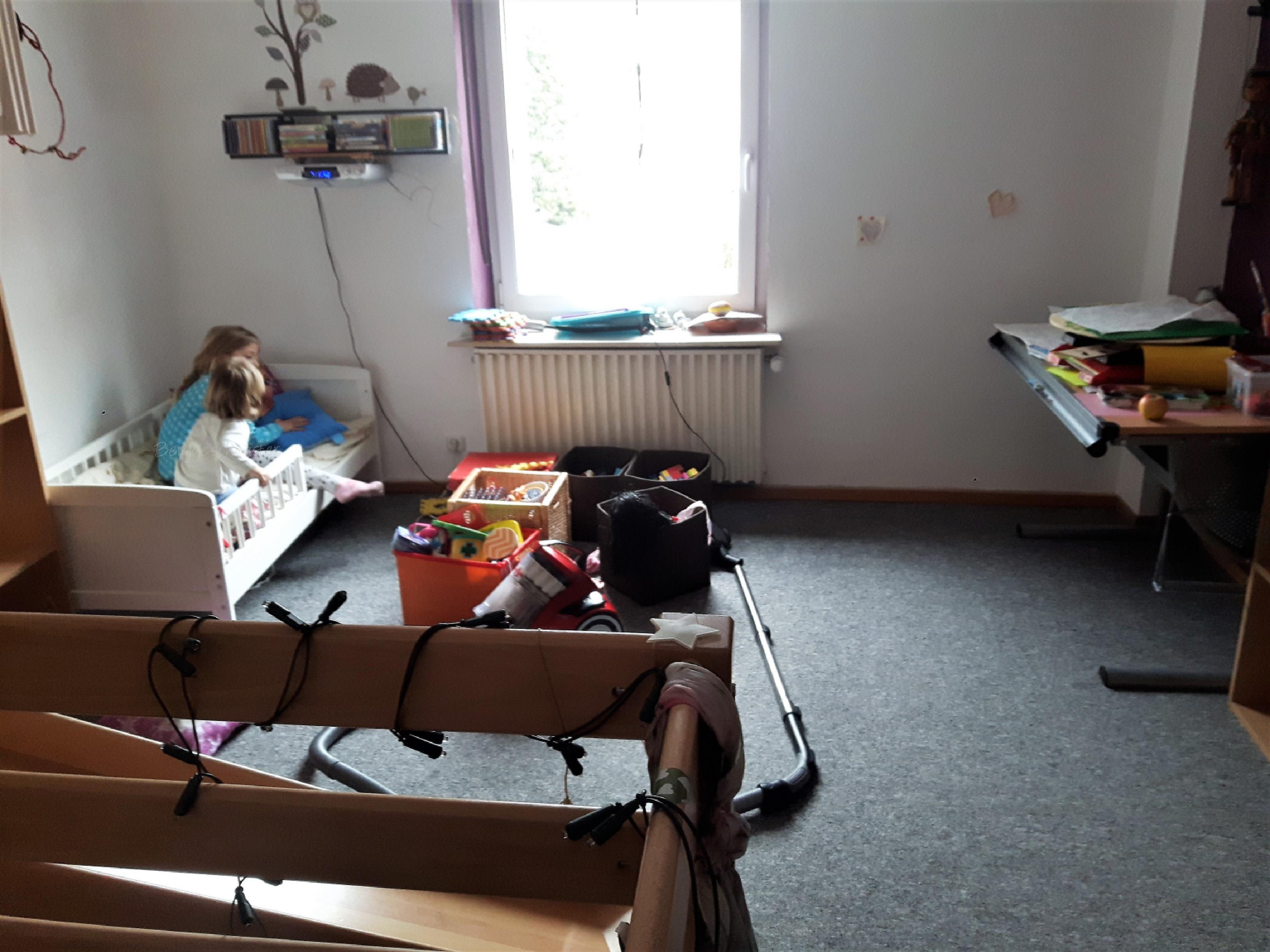 Kinderzimmer neu gestalten |