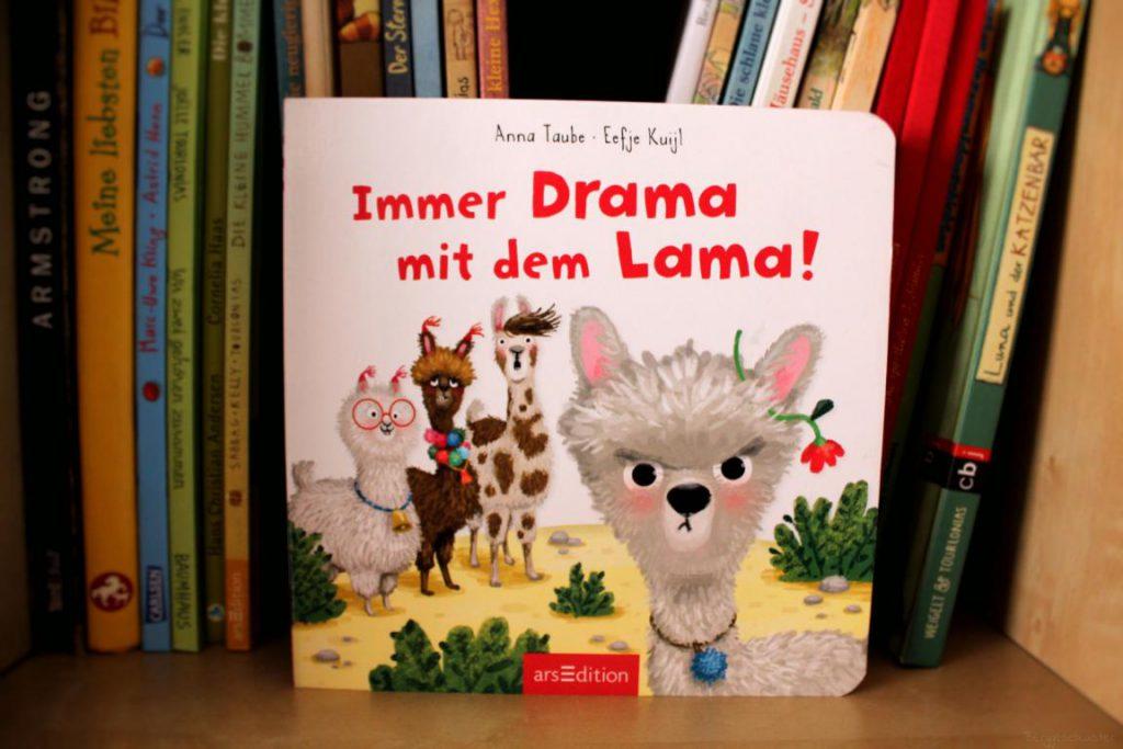 Immer Drama mit dem Lama