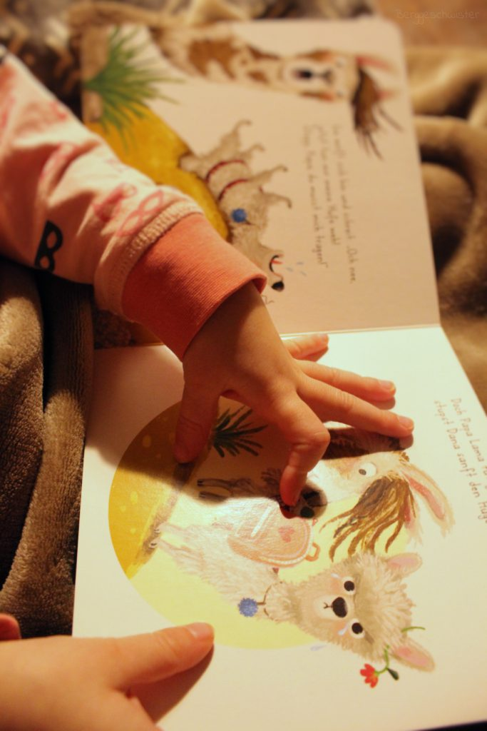 Immer Drama mit dem Lama Kinderbuch ab 24 Monate
