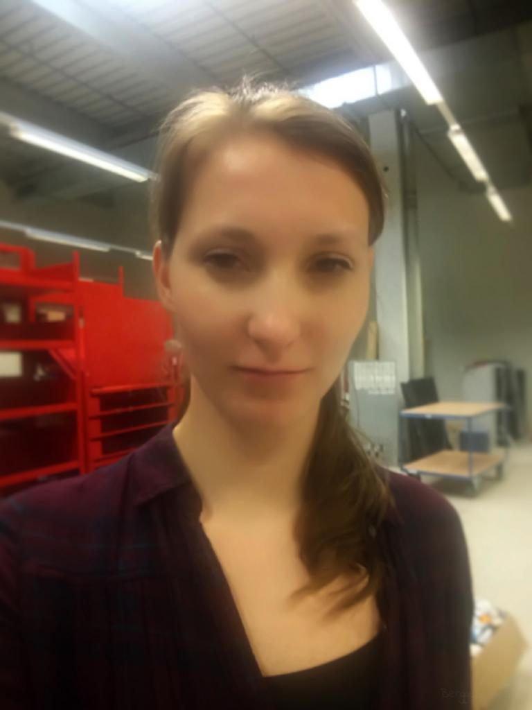 Selfie von jenny von Berggeschwister