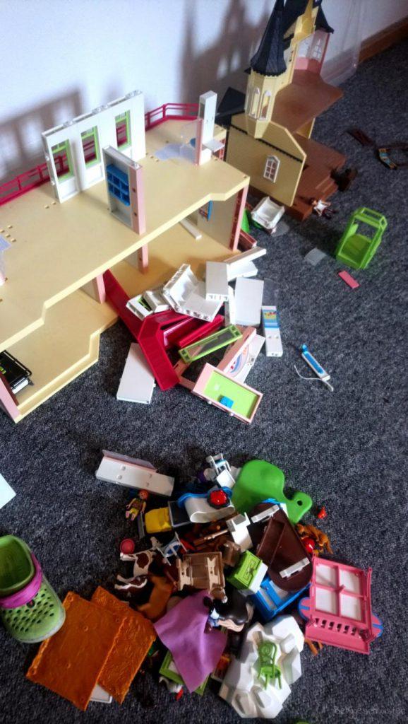 Playmobil Hotel und Haus