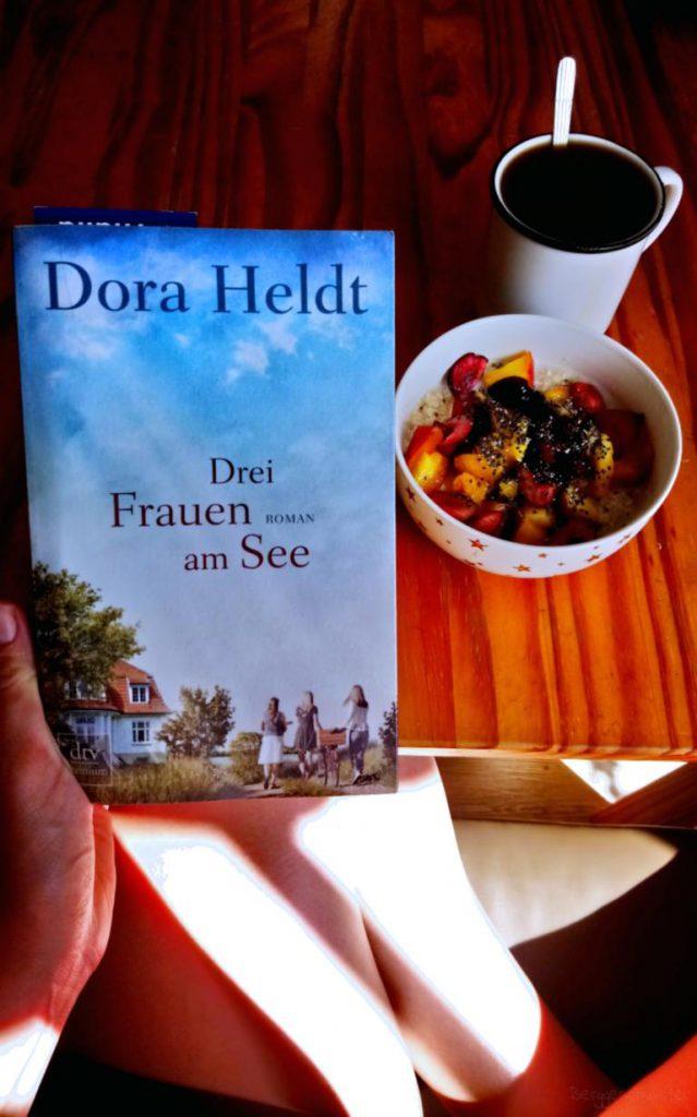 Drei Frauen am See Buch von Dora Heldt