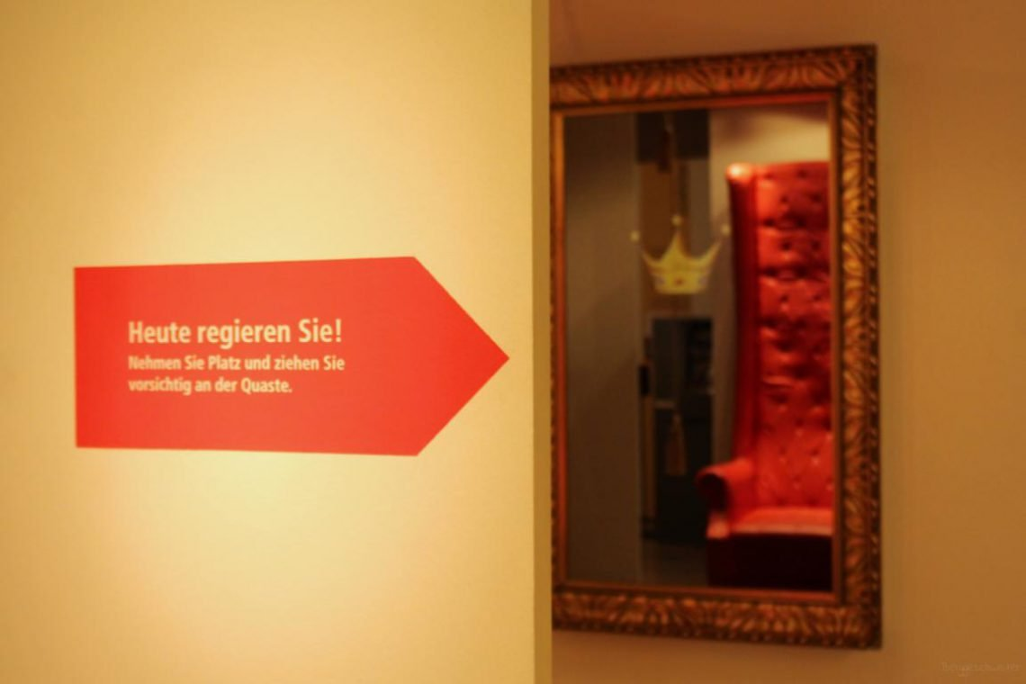 Heute regieren Sie. Sonderausstellung im Stadtmuseum Kaufbeuren
