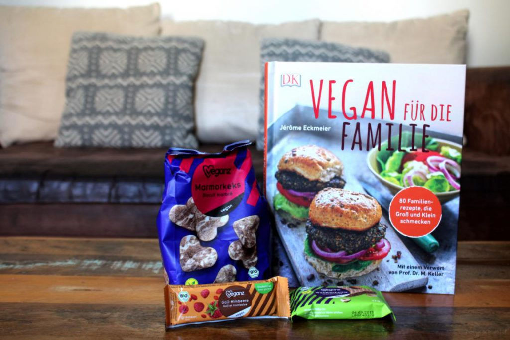 Verlosung vegan-Paket von Berggeschwister