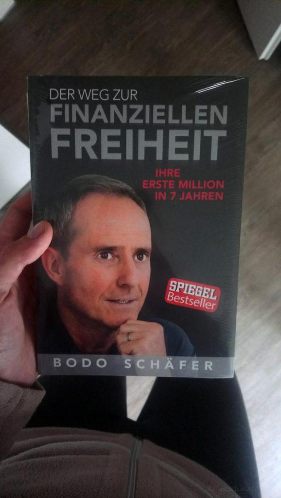 Das Buch Der Weg zur finanziellen Freiheit von Bodo Schäfer