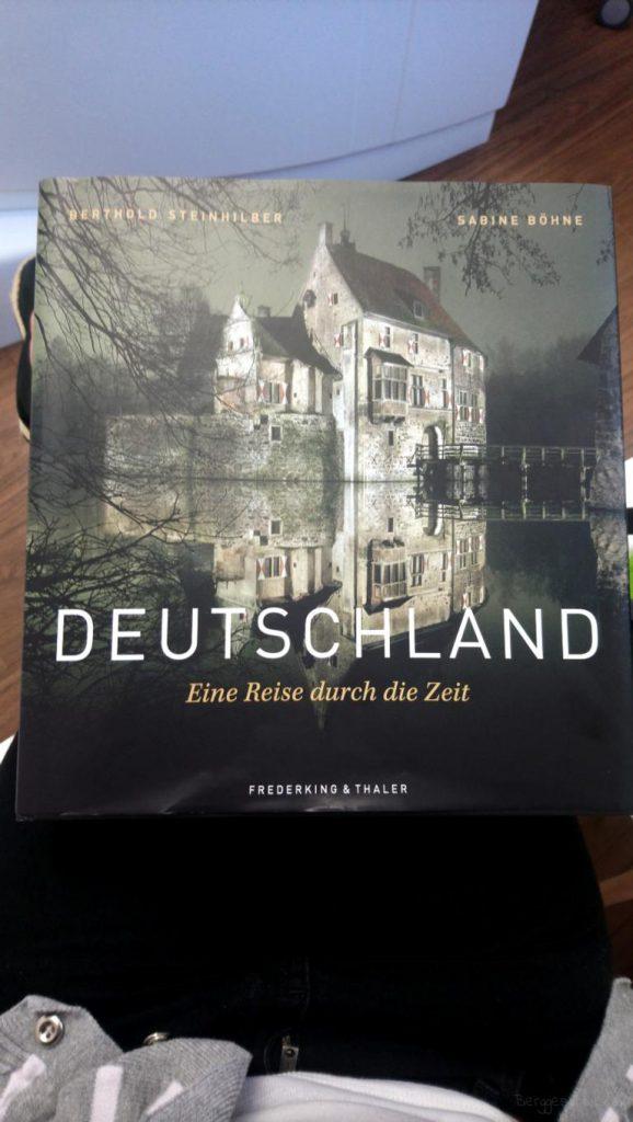 Das Buch Deutschland. Eine Reise durch die Zeit