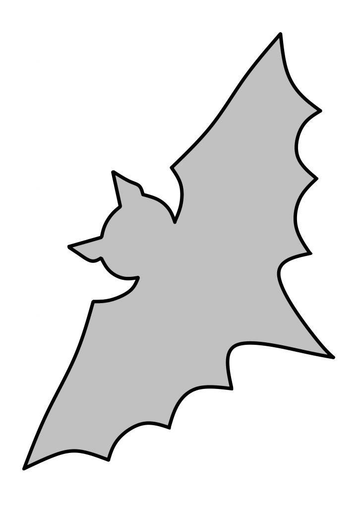Fledermaus Vorlage