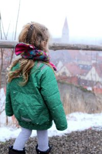 Ducksday Winterjacke Jane 4 Jahre