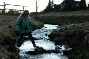Ducksday Winterjacke Jane mit Reflektoren Unterwegs mit Kindern Märzenbch 2