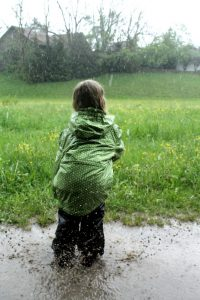 Hanna und Rebekka Regenshooting 7