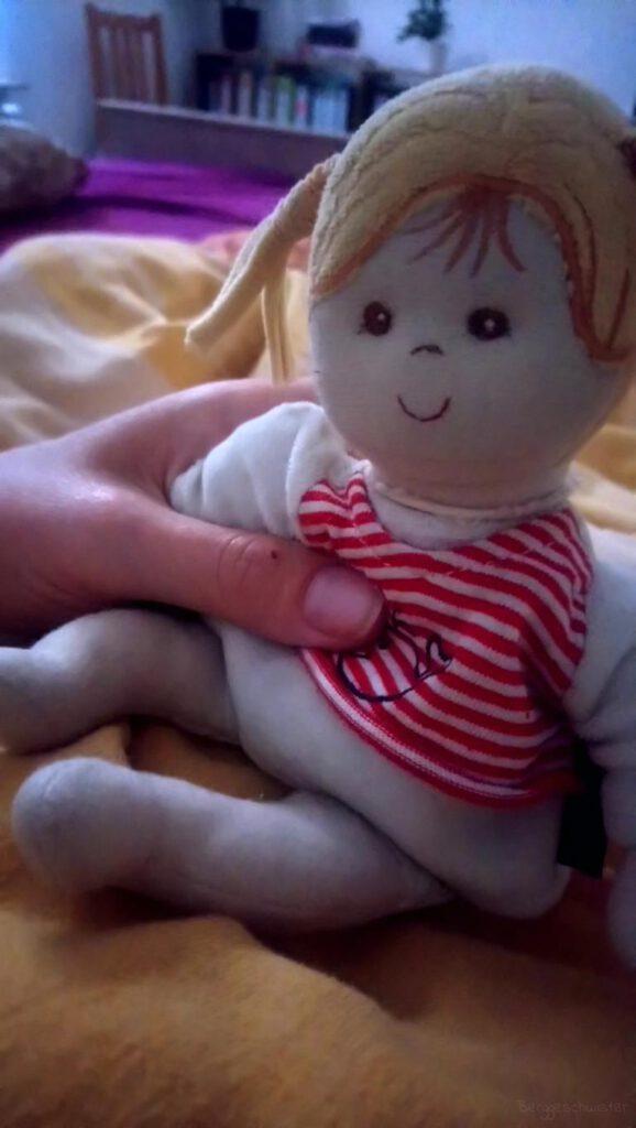 Puppe von Sterntaler