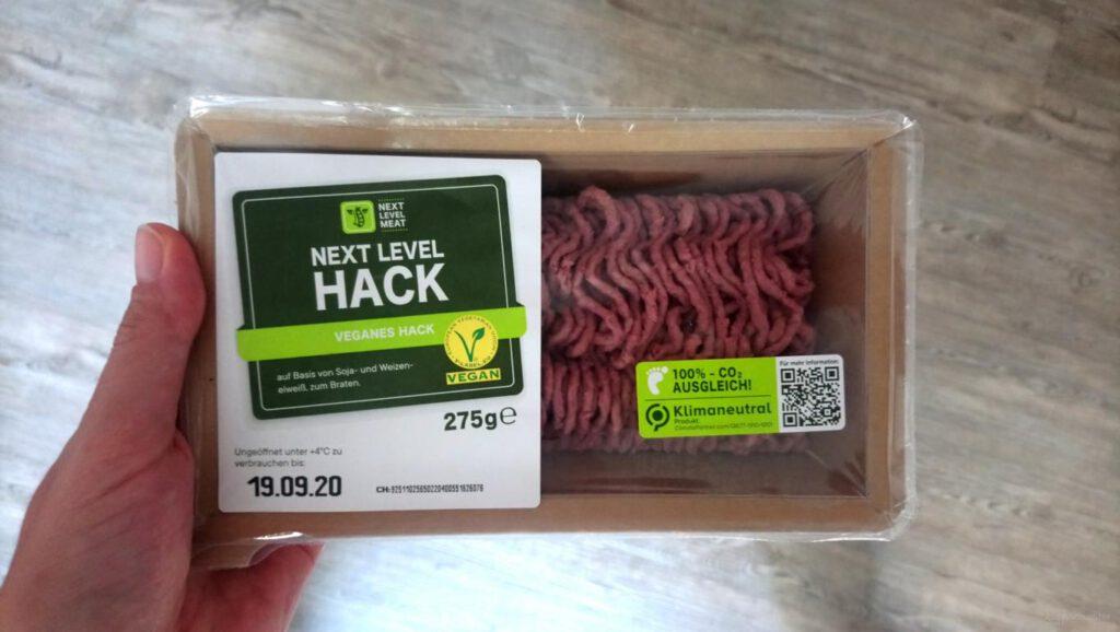 veganes Hackfleisch