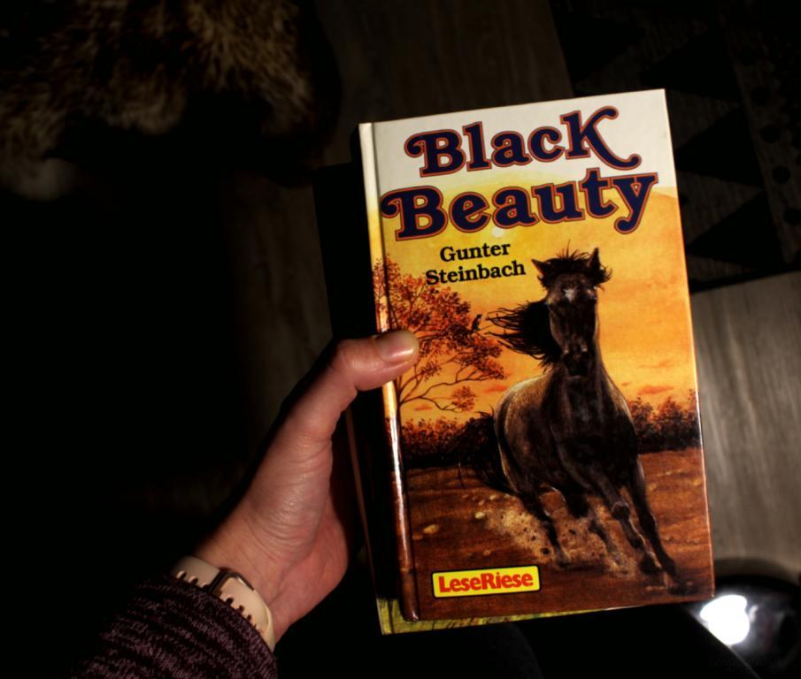 Das Buch Black Beauty