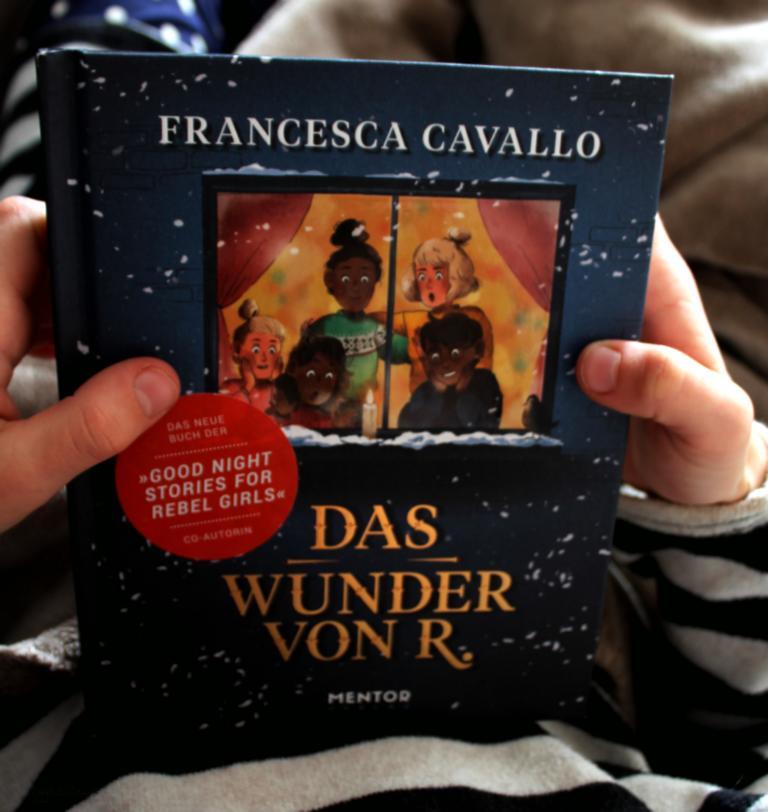 Das Kinderbuch das Wunder von R