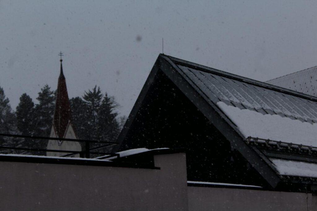 Schneewehen